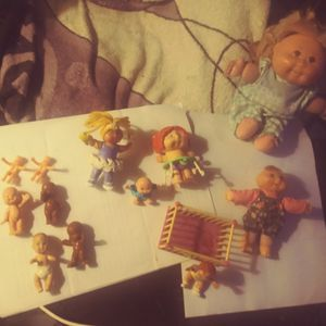 Vintage Cabbage patch Dolls for Sale in Grand Prairie, TX