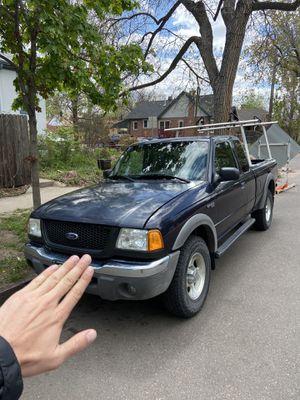 2003 4x4 Ford Ranger for Sale in Denver, CO
