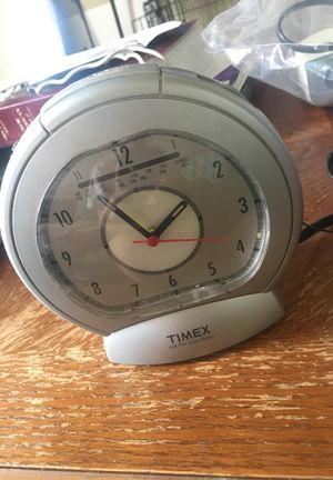TIMEX alarm clock for Sale in Philadelphia, PA