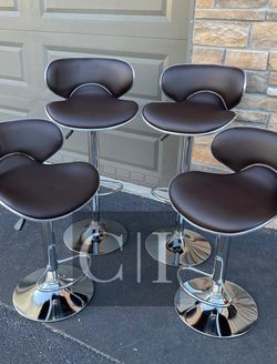 Brand New! $60 Each 4 Brown Bar Stools for Sale in Orlando,  FL