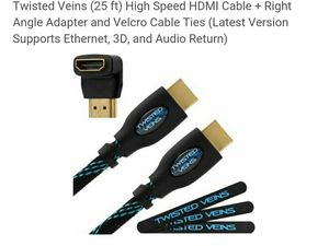 Hdmi cable for Sale in Clermont, FL