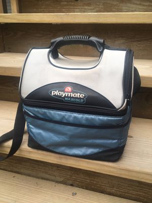 Vintage Igloo Playmate MaxCold Collapsible Cooler - 11 x 8 x 12 for Sale in Chicago, IL