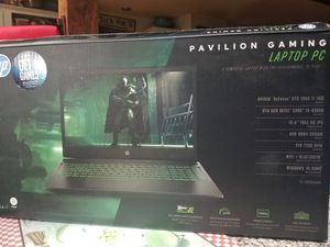 Beast gaming laptop (Hp pavilion 15-cx0056wm) for Sale in Watertown, CT