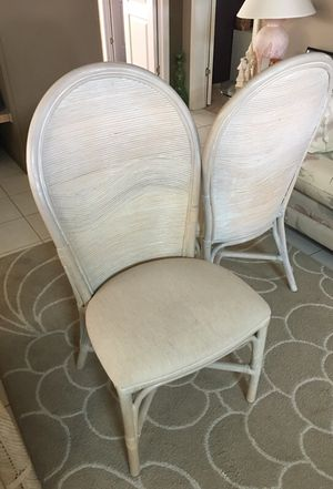 4. Chairs good condition $10.00 each for Sale in Palmetto, FL