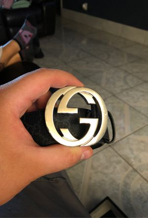 Authentic GUCCI Belt for Sale in DeSoto, TX