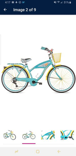 BCA Margaritaville multispeed Cruiser Bike! for Sale in Virginia Beach, VA