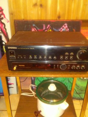 Pioneer receiver vsx-455 for Sale in Renton, WA