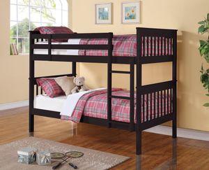 Twin/twin size bunkbed for Sale in Fort Pierce, FL