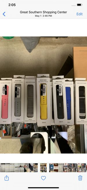 Watch band for Apple watches for Sale in Columbus, OH