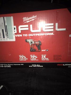 Sds plus rotary hammer kit for Sale in Denver, CO