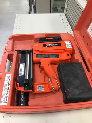 Paslode nail gun for Sale in Houston, TX