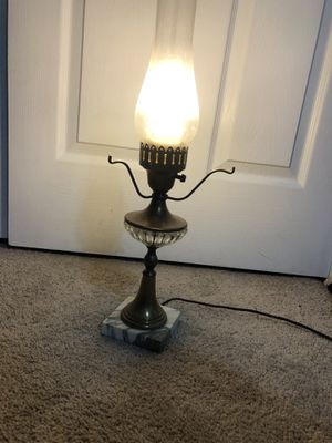 antique lamp for Sale in Sanford, NC