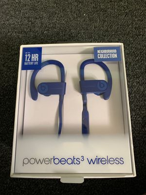 Powerbeats 3 for Sale in Denver, CO