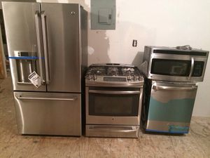 Stainless Steel Kitchen Set for Sale in Sands Point, NY