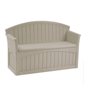 50 Gallon Weater-proof Outdoor Storage Bench for Sale in Los Angeles, CA