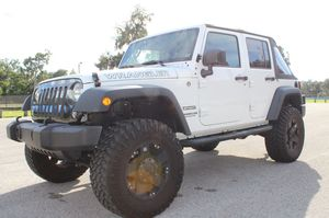 2015 Jeep Wrangler, lifted, 17K miles for Sale in Tampa, FL