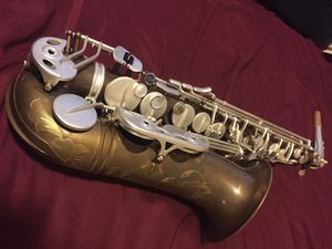 Mac 8 MacSax Professional Alto saxophone for Sale in Round Rock, TX
