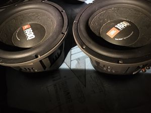 Subwoofers for Sale in Swampscott, MA