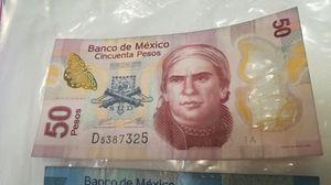 Legit Mexican Bills. for Sale in Alexandria, VA