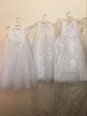 Flower girl dresses for Sale in Vallejo, CA