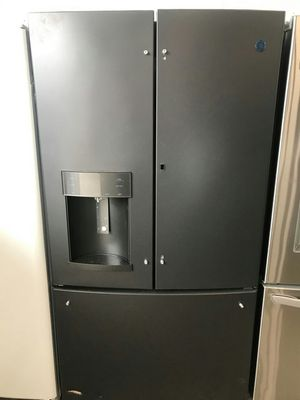 Dark Stainless French Door Refrigerator for Sale in St. Louis, MO