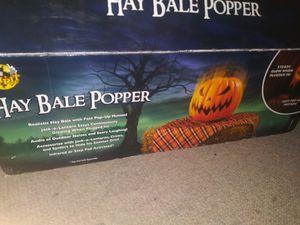 spirit halloween hay bale popper for Sale in Montebello, CA