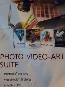 Corel Photo Video Art Suite for Sale in Austin,  TX