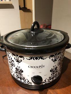 Crock-pot slow cooker for Sale in Seattle,  WA