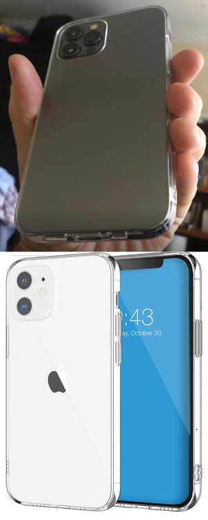 IPhone 12 pro clear case for Sale in Corona, CA
