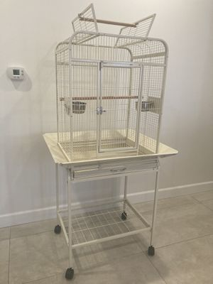Wrought Iron Bird/ Parrot Cage BRAND NEW for Sale in Los Angeles, CA
