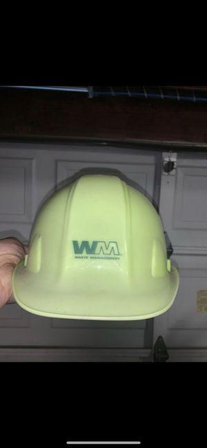Waste management helmet for Sale in Pleasanton, CA