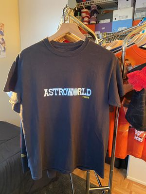 Travis Scott AstroWorld T-shirt for Sale in Rancho Cucamonga, CA