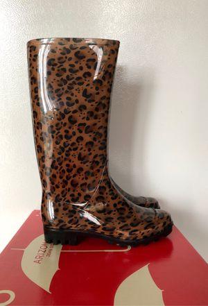 BRAND NEW AZ Winston Rain Boots ☔️ for Sale in Bakersfield, CA