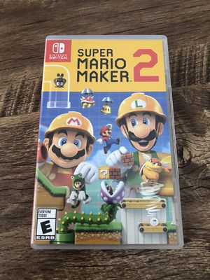 Super Mario Maker 2 - Nintendo Switch for Sale in Washington, DC