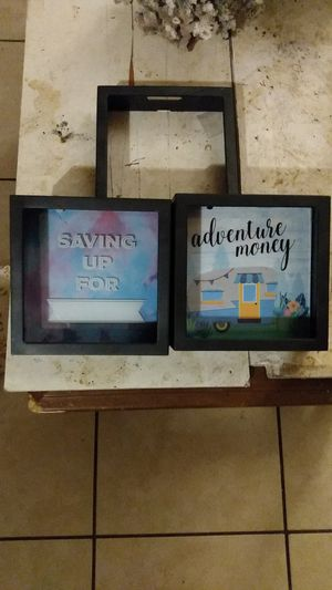 Novelty change collection boxes for Sale in Holiday, FL