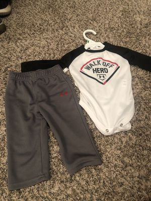 Under Armour 6/9 months $15 for Sale in Midland, TX