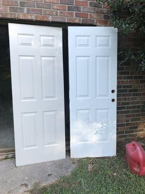 Exterior Doors 79.5x29.5 $100 Piece for Sale in Fairburn, GA