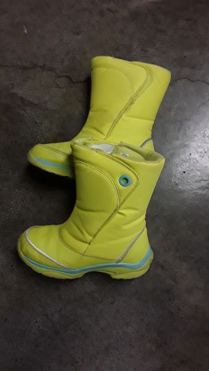 Landend girl youth boots size 3m for Sale in Gahanna, OH