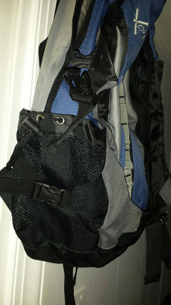 Ice xCross BackPack w/air-flow Balance System
