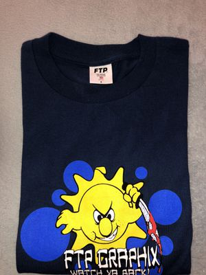 Ftp Sunny tee(harbor blue) for Sale in Los Angeles, CA