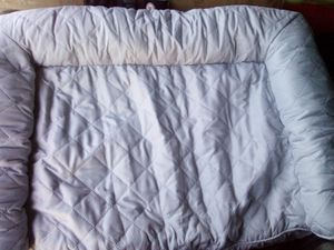 Dog Bed furhaven medium Quilted Orthopedic bed for Sale in Stockton, CA