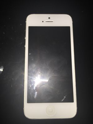 Iphone 5 32gb unlocked for Sale in Monroeville, PA