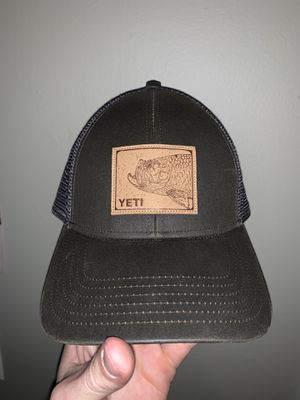 Yeti coolers hats for Sale in Greenville, NC