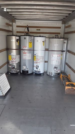 Good used 40-gallon hot water heaters for Sale in Detroit, MI