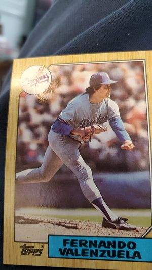 Baseball card for Sale in HUNTINGTN BCH, CA