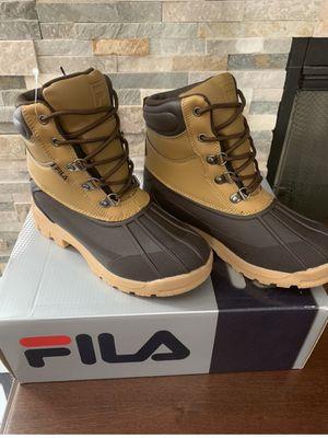 FILA snow boot for Sale in San Bernardino, CA