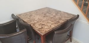 Dining Table - Bar Height for Sale in Germantown, MD