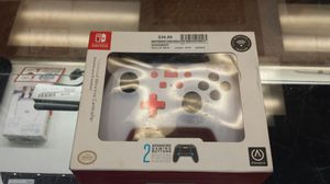 Nintendo controller for the switch for Sale in Somerset, MA