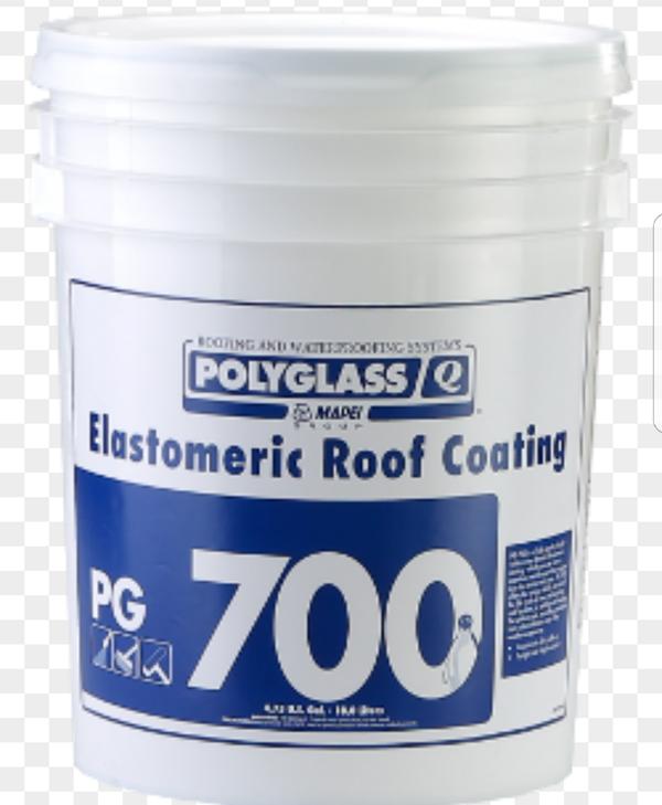 Elastomeric coating