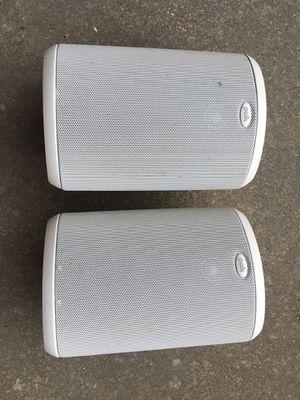 Polk Audio Speakers (Pair) for Sale in Frisco, TX